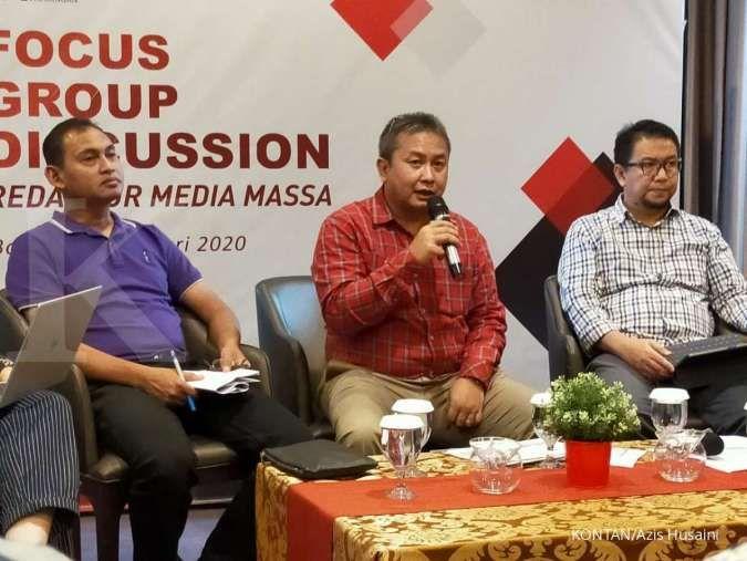 Keduluan Polisi & Kejaksaan di kasus Jiwasraya & EMCO, OJK: Kami tidak berkompetisi
