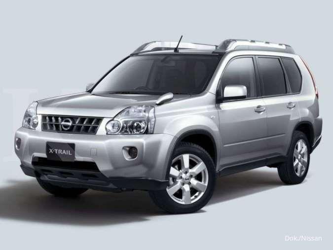 Kian bersahabat, harga mobil bekas Nissan X-Trail kini dari Rp 60 jutaan