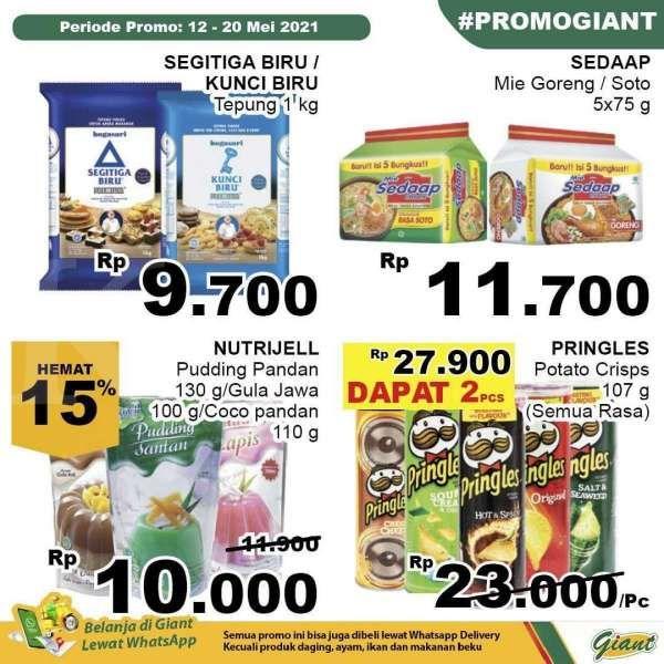 Promo Giant weekday 18 Mei 2021, diskon produk kebutuhan harian mulai 10%-35%!