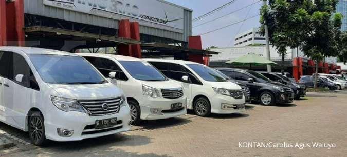 Deretan harga mobil bekas berjenis MPV dari Rp 70 juta per Mei 2021