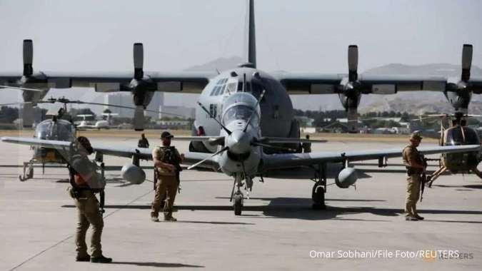 Dua negara Asia masuk daftar 10 negara dengan militer udara terkuat di dunia