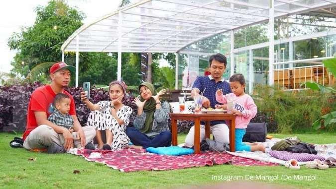 Cari tempat ngabuburit di Yogyakarta? De Mangol bisa jadi pilihan
