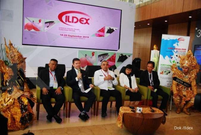 PKM targetkan jumlah pengunjung pameran ILDEX Indonesia 2019 mencapai 10.000 orang
