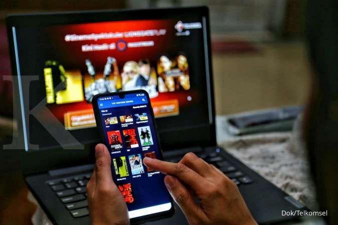 Jelang Lebaran, Telkomsel: Lalu lintas data naik 8,54%, suara dan SMS naik 3,14%