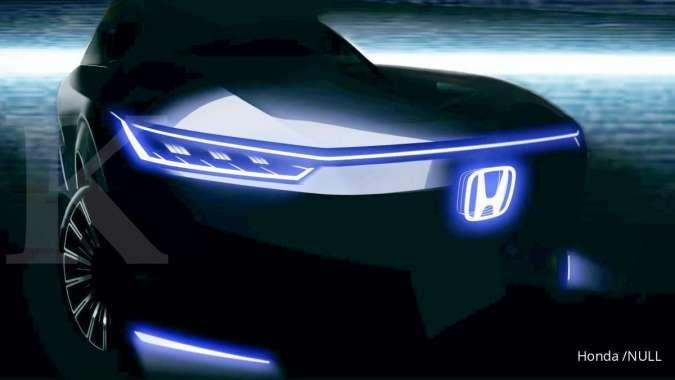Teaser Honda