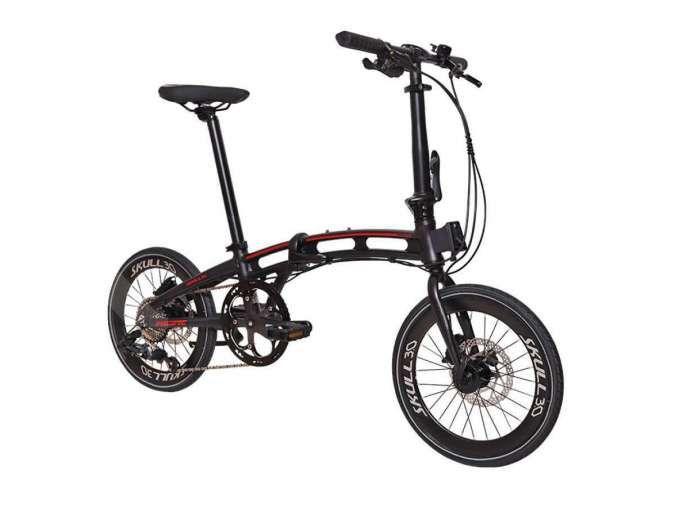 Unik, harga sepeda lipat Pacific SKULL 3.0 pas di kantong