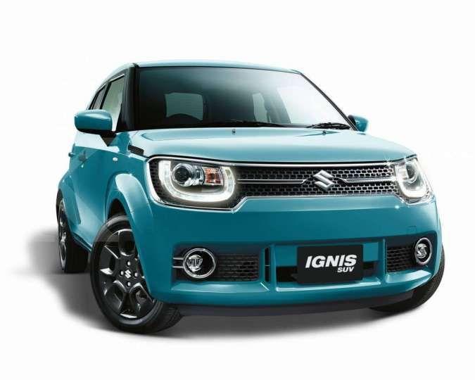 Harga mobil bekas Suzuki Ignis per September 2020