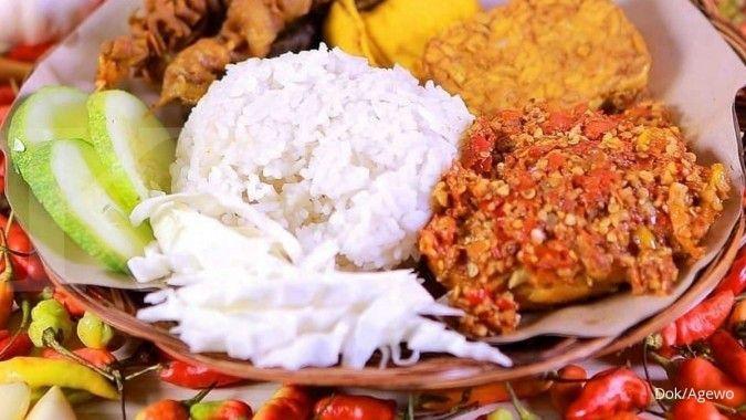 Bikin Masakan Jamur & Tahu Geprek, Gampang Buatnya, Enak Rasanya
