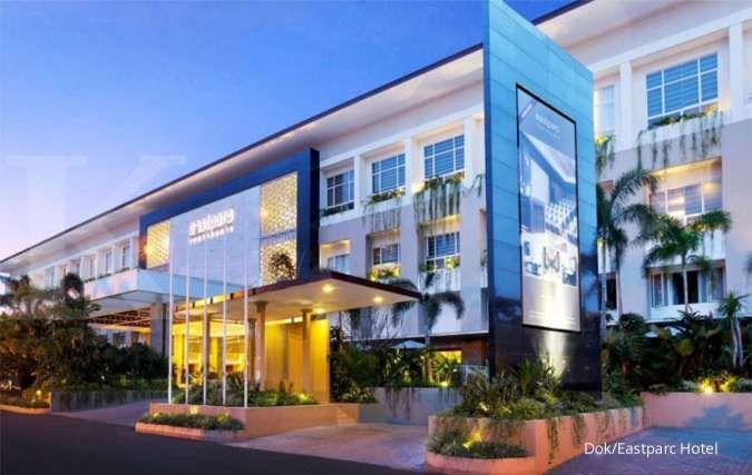 Eastparc Hotel (EAST) bukukan pertumbuhan pendapatan 18,55% pada 2019