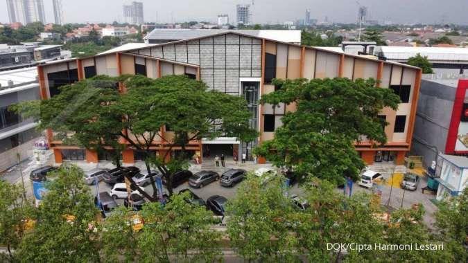 Marchand Hype Station, tempat nongkrong baru di kawasan Bintaro