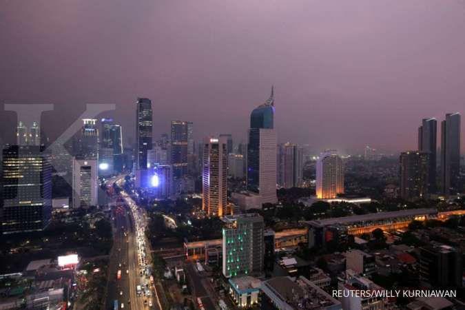 Tingkat kekosongan gedung perkantoran di Jakarta naik tipis 0,4%