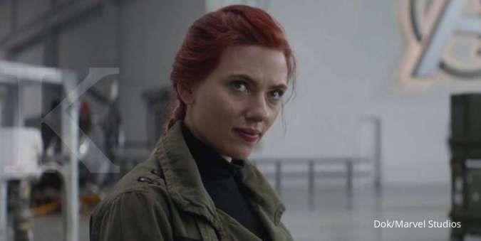 O.T Fagbenle bahas hubungan karakter yang diperankan dengan Scarlett Johansson di Black Widow.