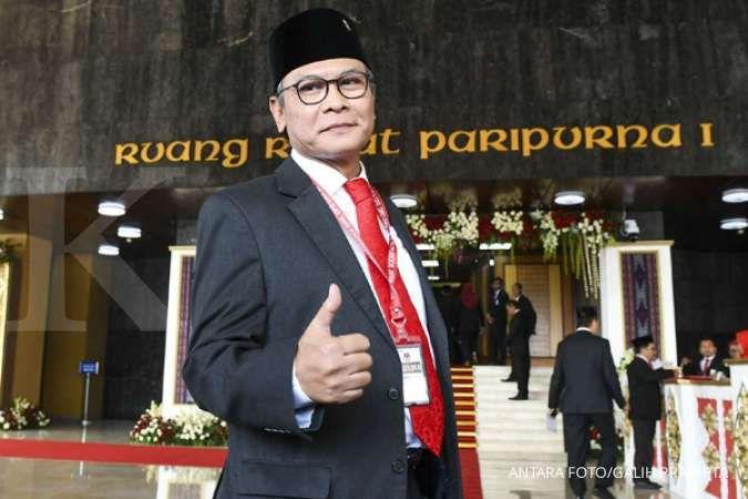 Interupsi rapat, Johan Budi usul Tito Karnavian tak kena reshuffle