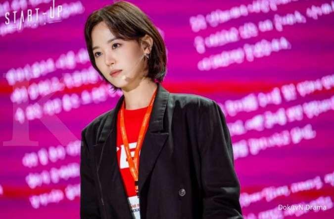 Drakor Start-Up, Kang Ha Na bahas perubahan karakternya di drama Korea terbaru Suzy