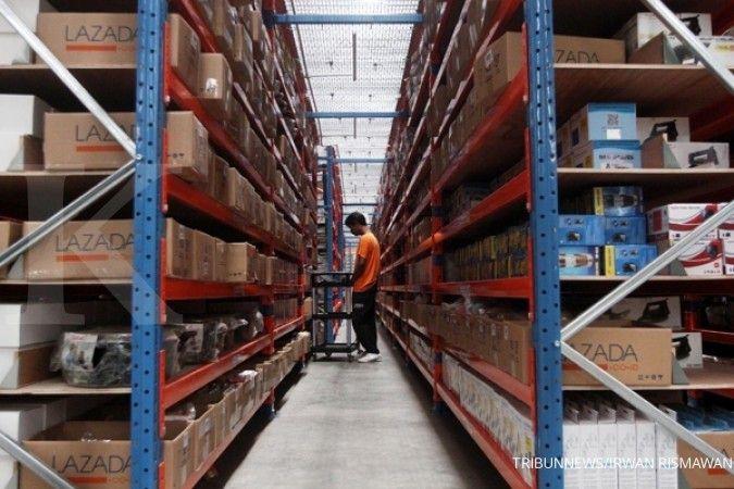 Harbolnas tahun ini, transaksi Lazada Indonesia naik tiga kali lipat