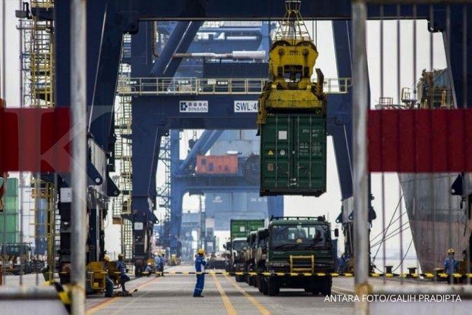 Kinerja ekspor jasa kurang optimal terhambat pajak?