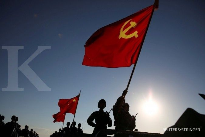 China latihan pendaratan amfibi, sehari pasca pesawat militer AS mendarat di Taiwan