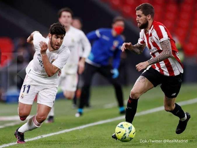 Marco Asensio jadi target banyak klub Liga Inggris, Real ...