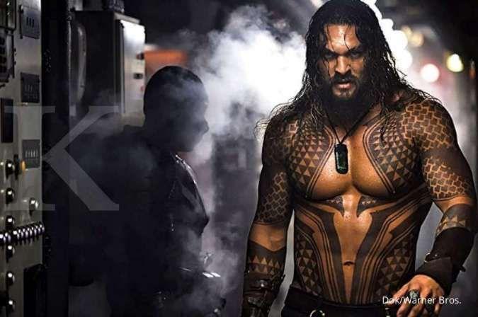 Film Aquaman 2 Segera Syuting Juli Jason Momoa Ikut Menuliskan Naskahnya