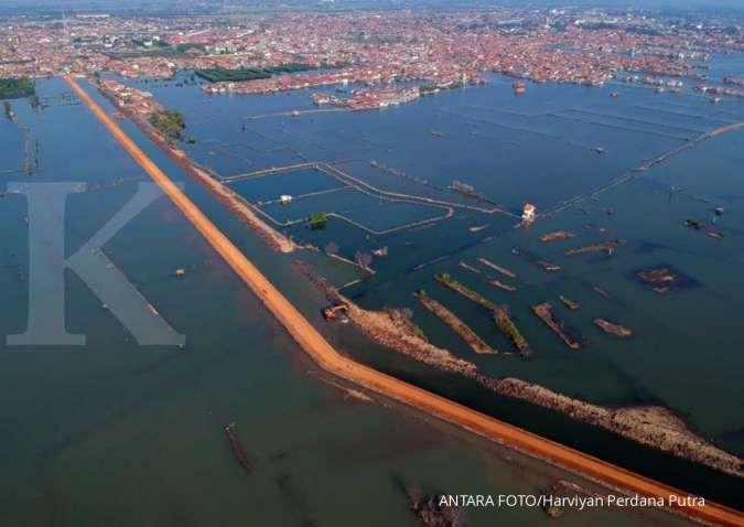 BRIN ingatkan pesisir utara Pulau Jawa darurat tenggelam
