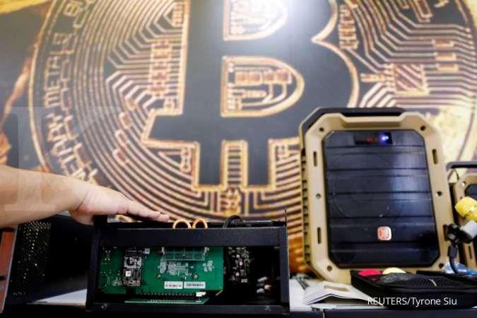 Tindakan keras China terhadap penambangan kripto meluas