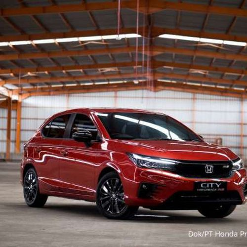 Honda Maksimalkan Produksi di Tengah Gangguan Pasokan Komponen untuk Penuhi Permintaan Konsumen