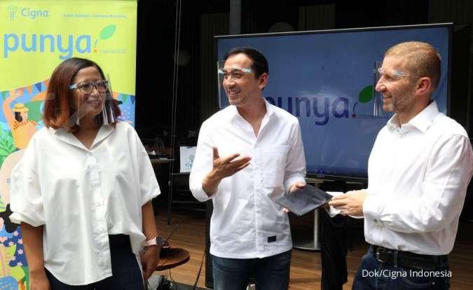 Permudah masyarakat beli asuransi, Cigna genjot penjualan secara digital