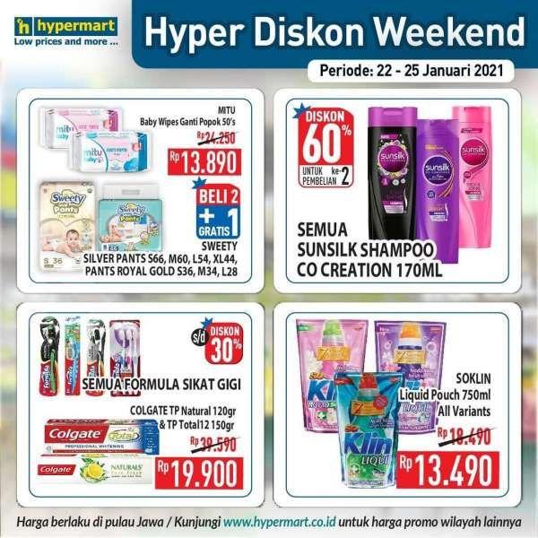 Promo JSM Hypermart 22-25 Januari 2021