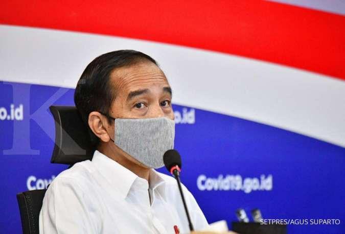 Jokowi pertimbangkan untuk kembalikan pengawasan bank ke Bank Indonesia