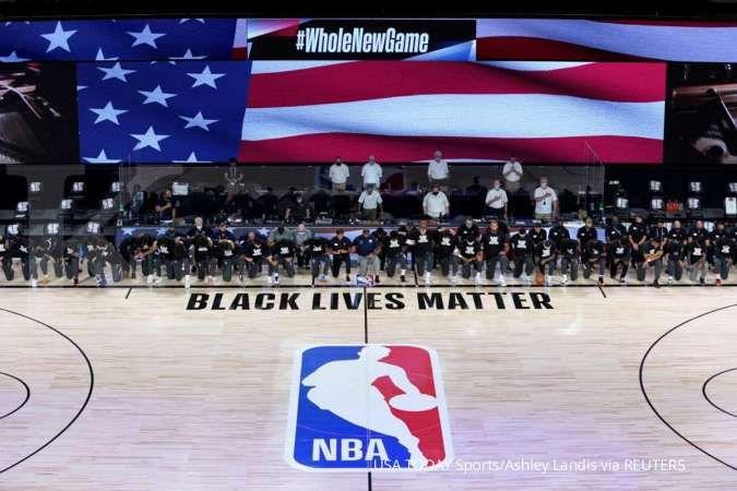 Milwaukee Bucks lakukan boikot, tiga laga playoff NBA resmi ditunda