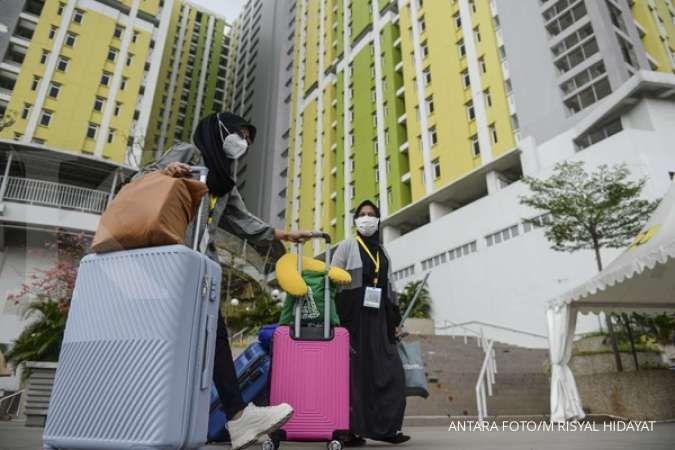 UPDATE Bed occupancy rate (BOR) rumah sakit corona di Jakarta tinggal terisi 11%