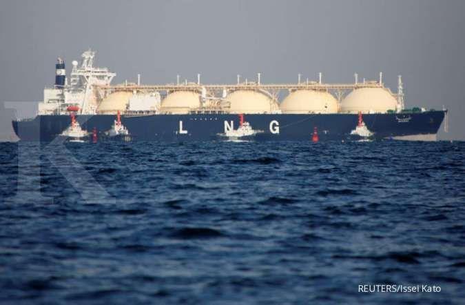 Sejumlah perusahaan minyak dan gas sudah mulai melirik gas alam cair (LNG)