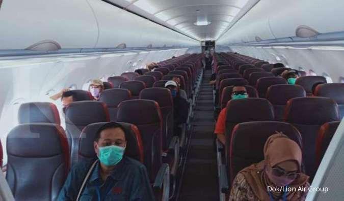 Lion Air terbang lagi mulai 1 Juni, perhatikan syarat dan ketentuannya