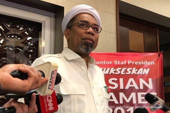 Ada usulan lockdown, Ngabalin: Pak Jokowi punya pertimbangan khusus