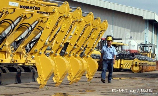 United Tractors (UNTR) akan maksimalkan jaringan penjualan alat berat