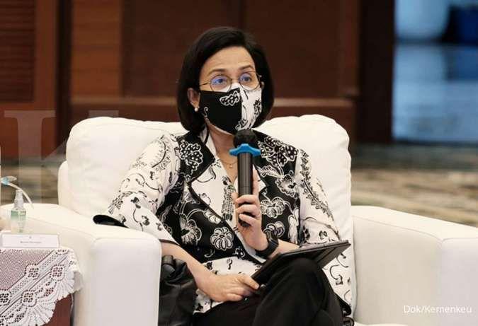Sri Mulyani terpilih jadi Co-Chair Koalisi Menkeu Dunia untuk Aksi Perubahan Iklim