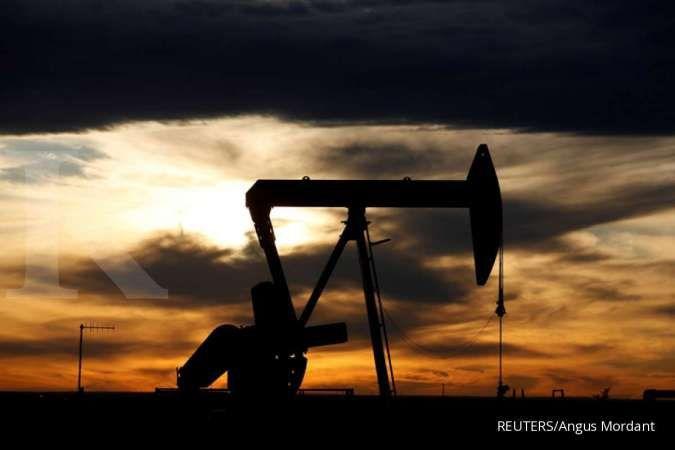 Harga minyak melesat lebih dari 8% sepekan meski kasus corona meningkat