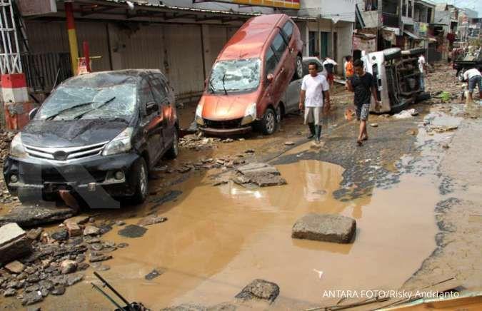 AAUI desak asuransi umum segera urus penanganan klaim banjir