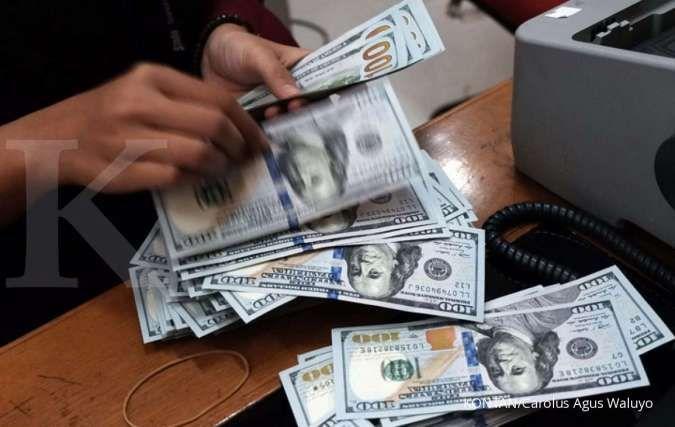 Kurs dollar rupiah di Bank Mandiri, hari ini Rabu 6 Januari 2021