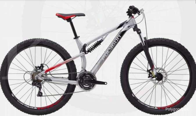 Daftar lengkap harga sepeda gunung Polygon paling murah bulan Oktober 2020