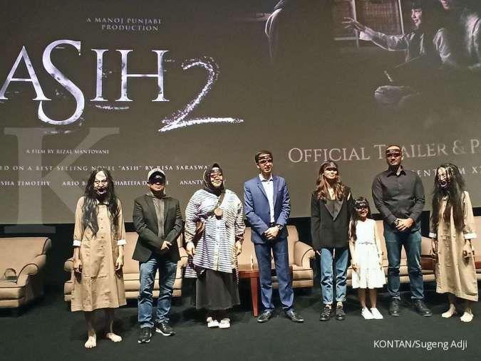 MD Pictures (FILM) optimistis bisnis film akan membaik di tahun ini