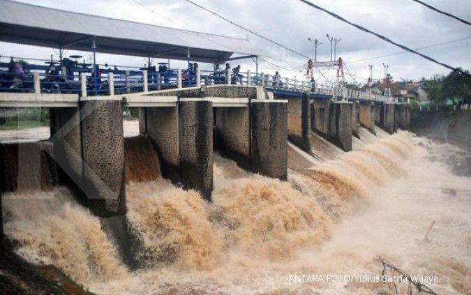Katulampa Siaga 3, BPBD DKI minta camat dan lurah di daerah rawan banjir waspada