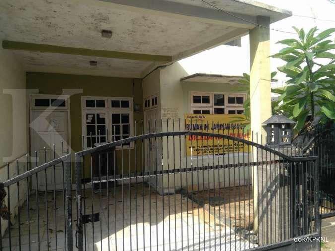 Hanya satu unit di Cileungsi, Bogor, lelang rumah sitaan bank ini Rp 180 juta