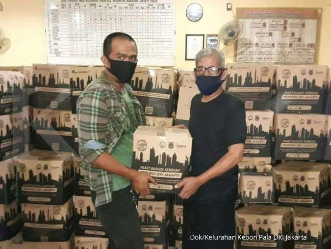 Hore! Paket Bansos tahap 5 DKI Jakarta sudah datang lagi, cek jadwalnya berikut ini