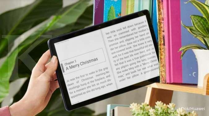 Rekomendasi tablet murah, harga Huawei MatePad T 10S cuma Rp 2,5 jutaan