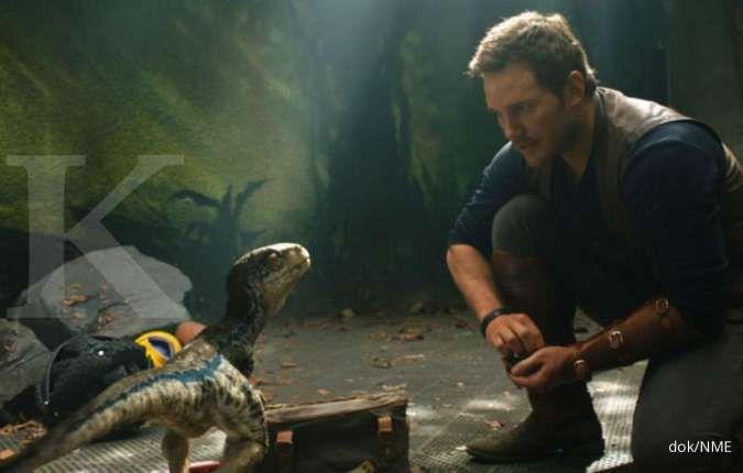 Potongan adegan film Jurassic World: Fallen Kingdom