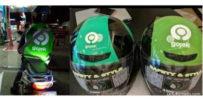 Ada yang baru dari Gojek, coba tengok logo barunya yang lebih segar