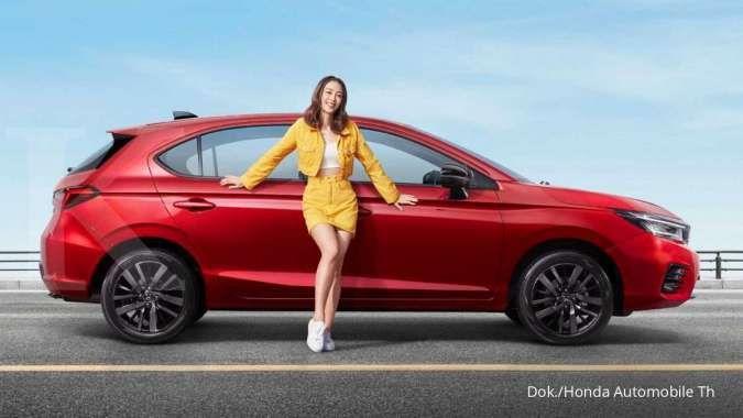 Honda City hatchback 2021 resmi meluncur di Thailand, segini banderolnya