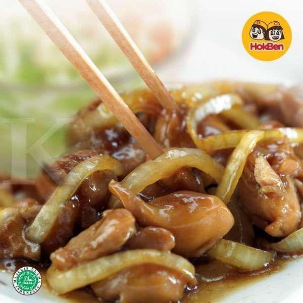 Cek promo HokBen hari ini 20 April 2021, makan hemat hanya bayar Rp 36.000 saja!