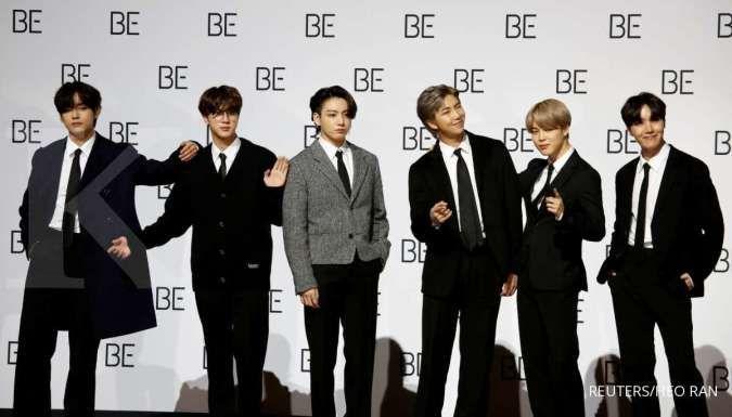 Selamat! Lagu BTS Life Goes On puncaki Billboard Hot 100, lagu bahasa Korea pertama